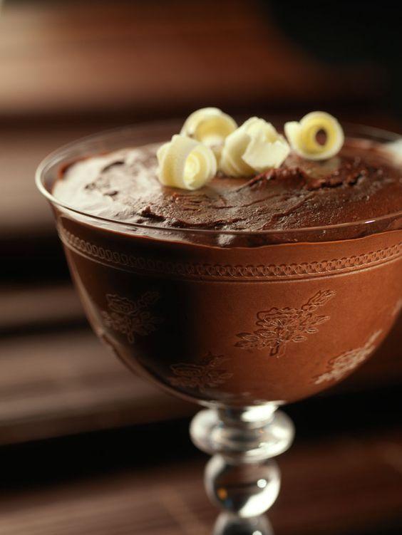 how to make kfc chocolate mousse