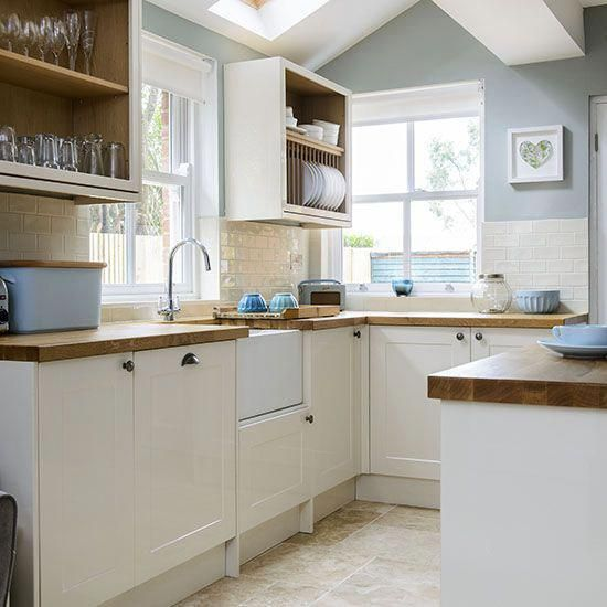 Kitchen Wall Colours With Cream Units