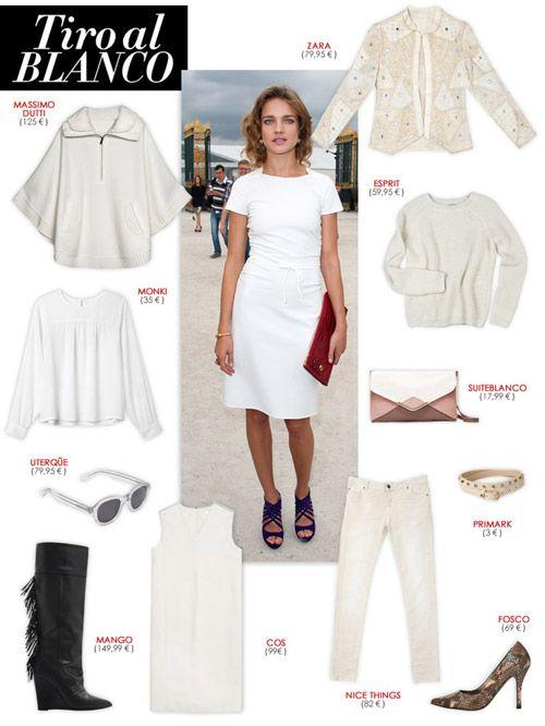 outfit vestido blanco - Buscar con Google