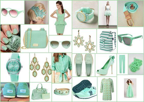 Mint Yeşili Alarmı