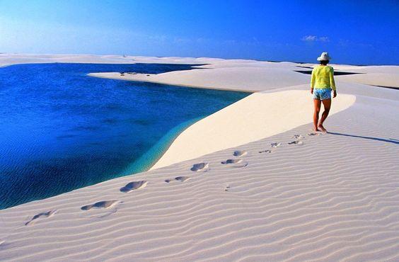 7 lugares incríveis no Brasil para conhecer nas férias