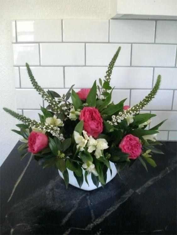 Silk Flower Arrangements For Dining Room Table Flower Arrangements Silk Flower Arrangements Table Flower Arrangements