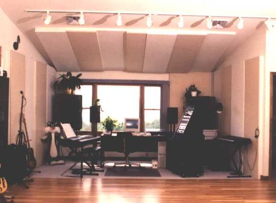 Acoustic Treatment And Design For Recording Studios And Listening Rooms |  Pinned For A Reason | Pinterest | Studio, Room And Studio Room