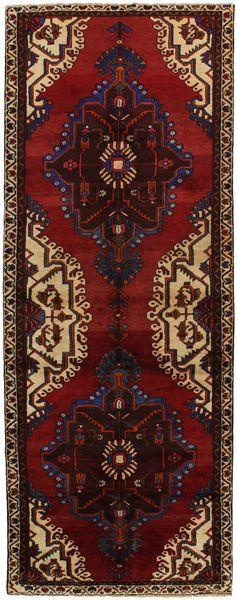 Dargiazin - Hamadan Persian Carpet 305x118