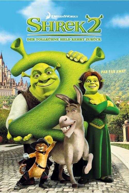 Watch Shrek 2 Full Movie Shrek Animated Movies Streaming Movies Online