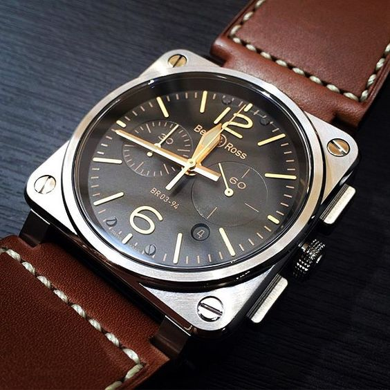 Bell&Ross BR 03-94 GOLDEN HERITAGE.