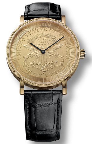 Corum Heritage Coin Ref. C082/03167