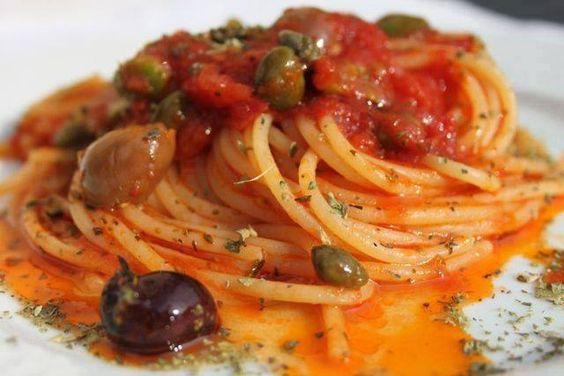 Spaghetti alla Pugliese