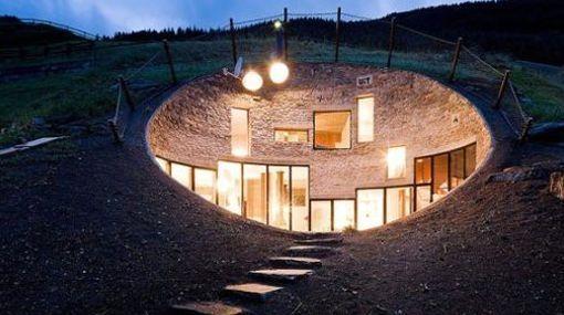 Las 6 Casas subterraneas más bellas