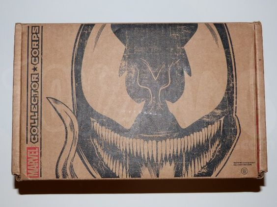 ToyzMag.com » Unboxing Marvel Collector Corps : Villains