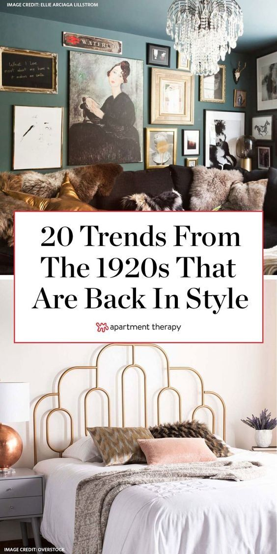 20 Forgotten Trends From The 1920s To Consider Bringing Back For