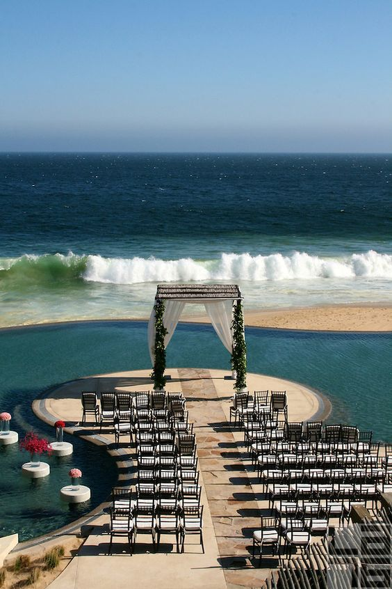 Capella Pedregal, Yours Truly destination wedding in Cabo San Lucas.: