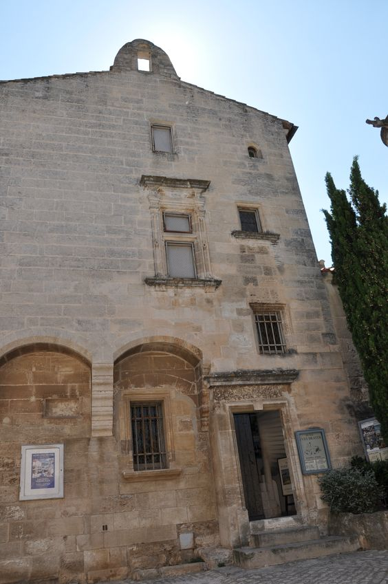 Hôtel de Porcelet - XVIe Musée Yves Brayer (Yves Brayer Museum) Les Baux-de-Provence