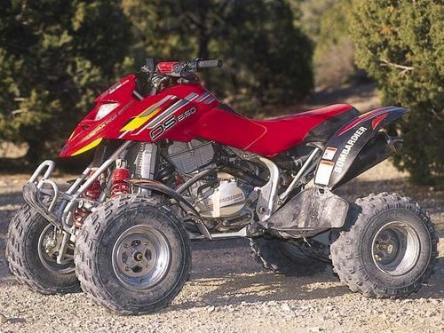 Bombardier Ds650 Service Manual 650 Baja Atv Fsm 2002 2003 Online In 2021 Atv Manual Repair Manuals