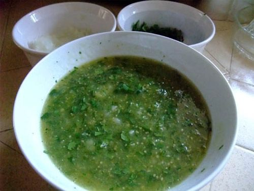 Easy Mexican Recipes   Salsa Verde