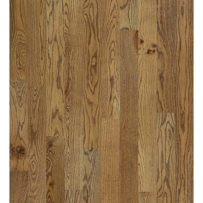 Shaw Floors Inglewood Oak 1 2 Thick X 5 Wide Solid Hardwood Flooring Hardwood Flooring Oak Hardwood Flooring