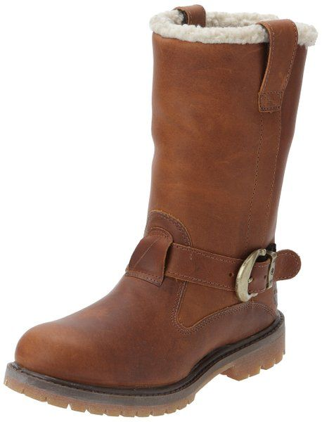 Timberland Nellie Ftb_nellie Pull On Wp Boot, Women's Ankle Boots, Brown (dark Brown), 6 UK (39 EU)