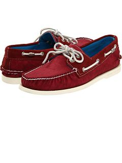 The Red Sperrys