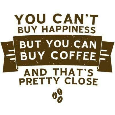 Image result for quote about coffee
