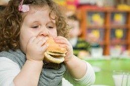 Obesità infantile e sovrappeso
