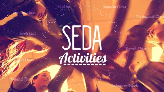 Let's have fun! Social Activities at SEDA College