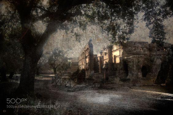 Villa Adriana 5 by amiroshnikov