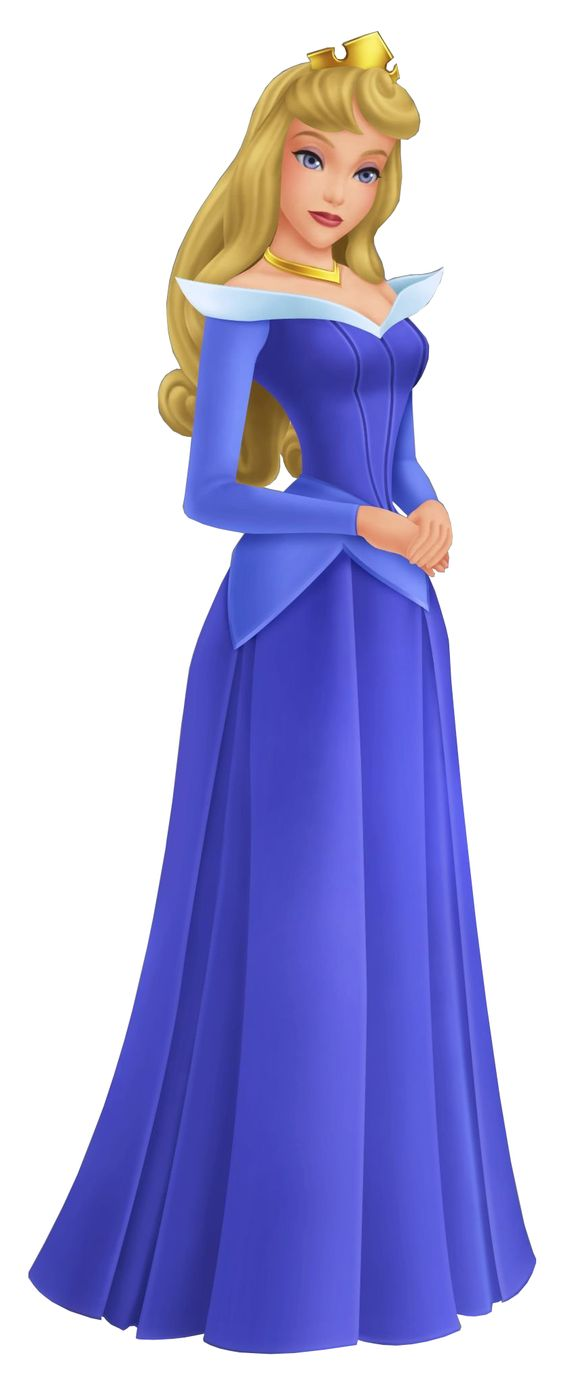 Princess Aurora - Disney Wiki. Wearing blue, just as it should be!