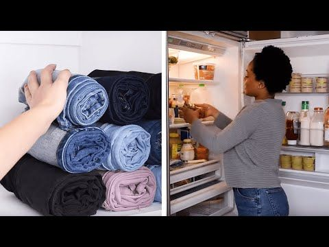 11 Folding And Organization Hacks Clever Diy Clothes And