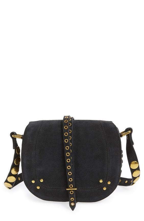 Jerome Dreyfuss 'Victor' Crossbody Bag