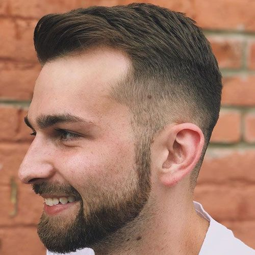 45 Best Hairstyles For A Receding Hairline 2020 Guide With