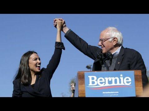 Aoc And Bernie Sanders Rally In Michigan To Try To Stop Joe Biden In 2020 Race Youtube In 2020 Bernie Sanders Rally Bernie Sanders Bernie