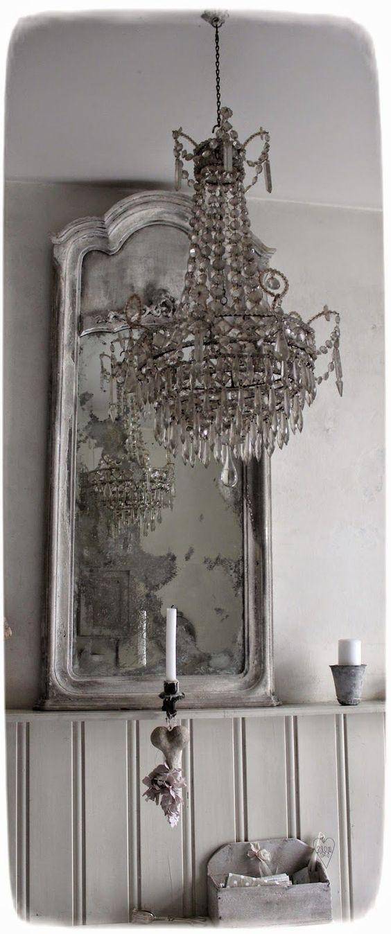 Vintage and kronleuchter on pinterest
