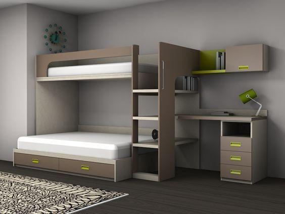Bunk Beds Bed Frame Queen Size Bed Bedroom Furniture Kids Beds