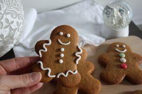 Gingerbread Men Veganos Galletas De Jengibre Veganos Galletas De Canela