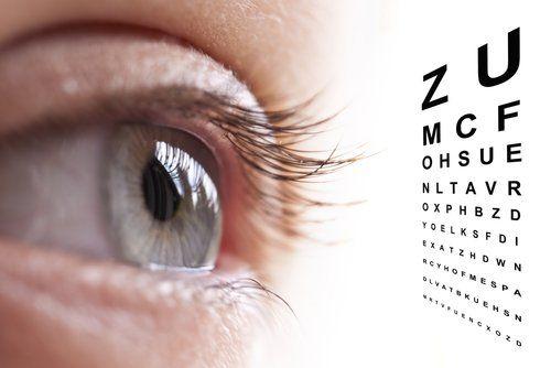 prueba de la vista
