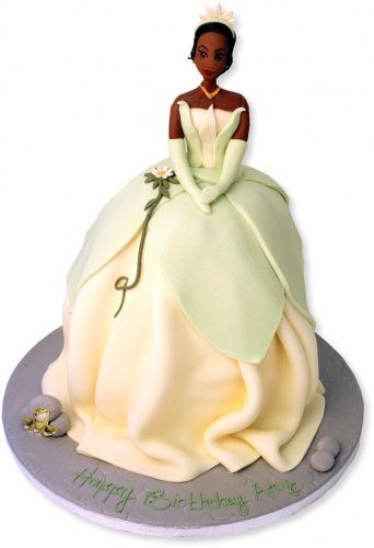 Princess Party cake.  I love this idea!!!