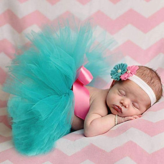 "45% OFF (Regular price $21.96) Buy it now! - Super cute ballerina tutus, perfect for baby photo shoots and baby costumes - Suitable for: 0-12 months babies - Material: Nylon and polyester - 10 models to choose the cutest for your baby. Click ""add to cart"" button SPECIAL PRICE (1 WEEK PROMO) PLEASE ALLOW 3-4 WEEKS FOR DELIVERY ***Colors may be slightly different due to the type or light of your monitor.***"