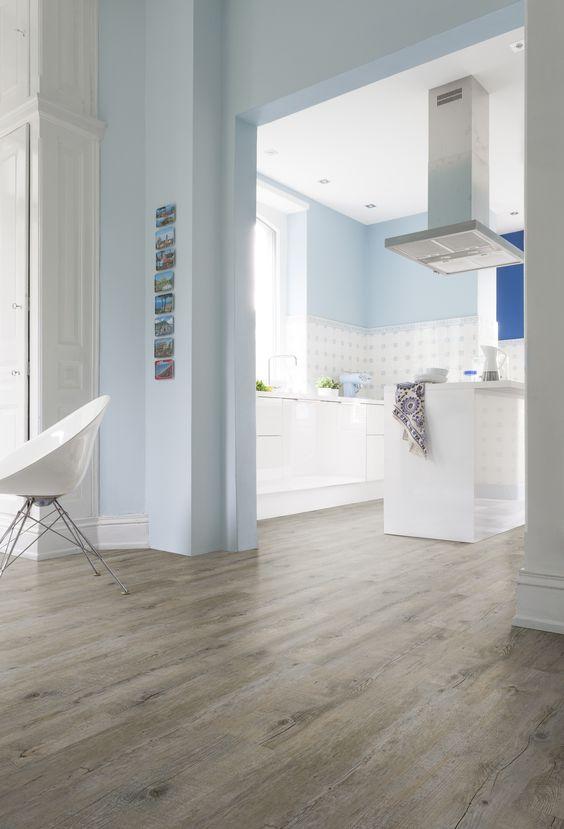Diese etwas dunklere Variante der senso Adjust Kollektion verleiht - bodenbelag küche vinyl