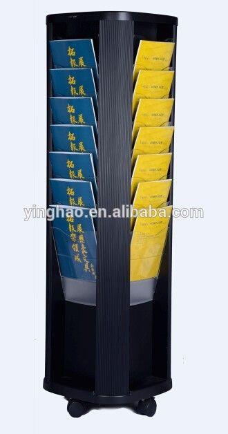 24 pocket wire book spinner