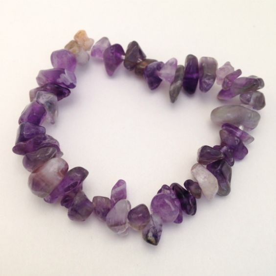 Amethyst bracelet • healing • calming • meditative • stone • peace • calmness • balance • patience • all around stone• protecting travelers • emotional healing • sobriety • bracelet • gemstone • fashion • cute