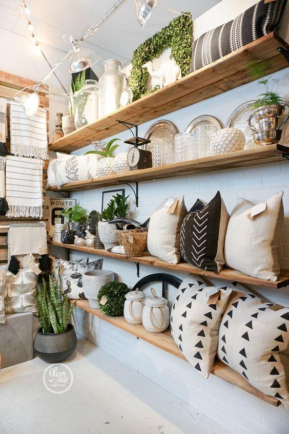 Home Furniture Store Display Home Decor Shops Shop Interiors