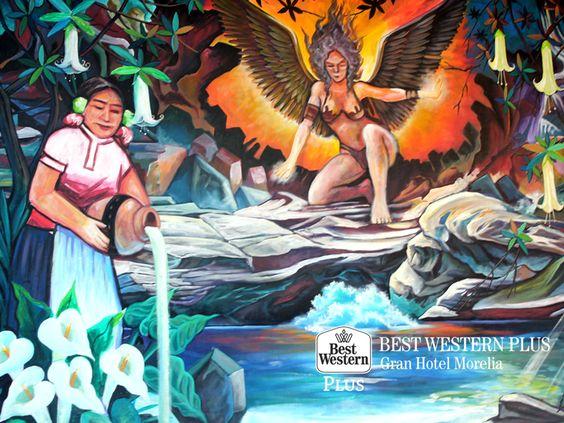 EL MEJOR HOTEL DE MORELIA. El Museo del Estado se encuentra ubicado en el centro de Morelia. Este sitio alberga importantes datos históricos, que explican la llegada del hombre de América hasta el Imperio Purépecha, así como las diferentes regiones culturales del estado de Michoacán. En Best Western Plus Morelia, le invitamos a recorrer este recinto, para que conozca más sobre los atractivos del estado. #bestwesternplusgranhotelmorelia