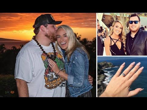Luke Combs Wife To Be Nicole Hocking Video In 2020 Wife To Be Luke Nicole