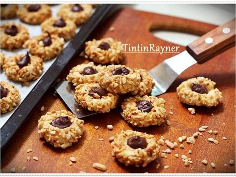 Resep Vanila Chocochips Cookies Simpel Renyahh Oleh Tintin Rayner Resep Kue Kering Resep Kue