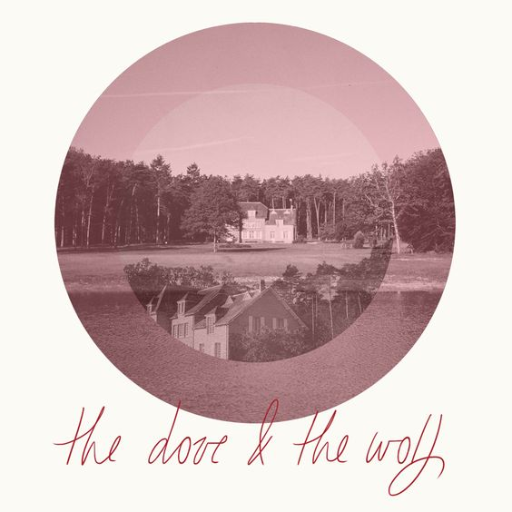 the dove & the wolf - ep cover art