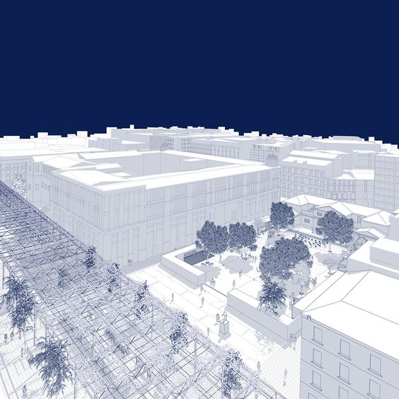 Gallery - Re-Think Athens Competition Entry / Gianmaria Socci Architecture + Also Known As Architects + Alkistis Thomidou - 12