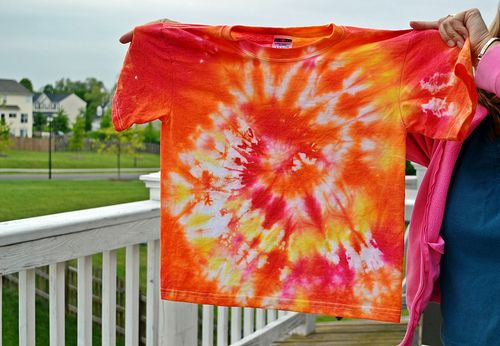 can't wait to make a million tye-dye's this summer!