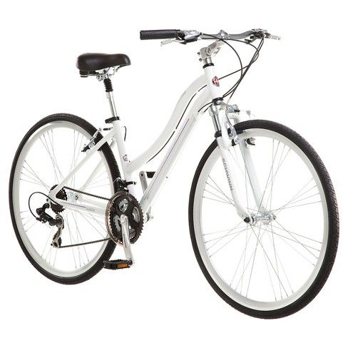 Great For Leisurely Biking And Gentle Exercise Hybrid Bike Hybrid Bicycle Schwinn