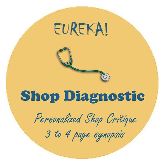 Etsy Shop Diagnostic  Personalized Critique for Etsy Sellers