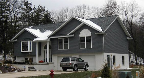 Ranch Exterior Real Estates And Garage Addition On Pinterest